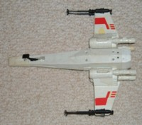 X-Wing, Bottom View