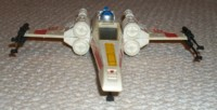 X-Wing, Front View