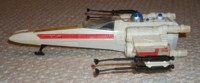 X-Wing, Side View