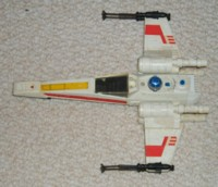 X-Wing, Top View
