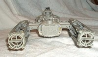 Y-Wing, Back View