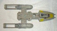 Y-Wing, Top View